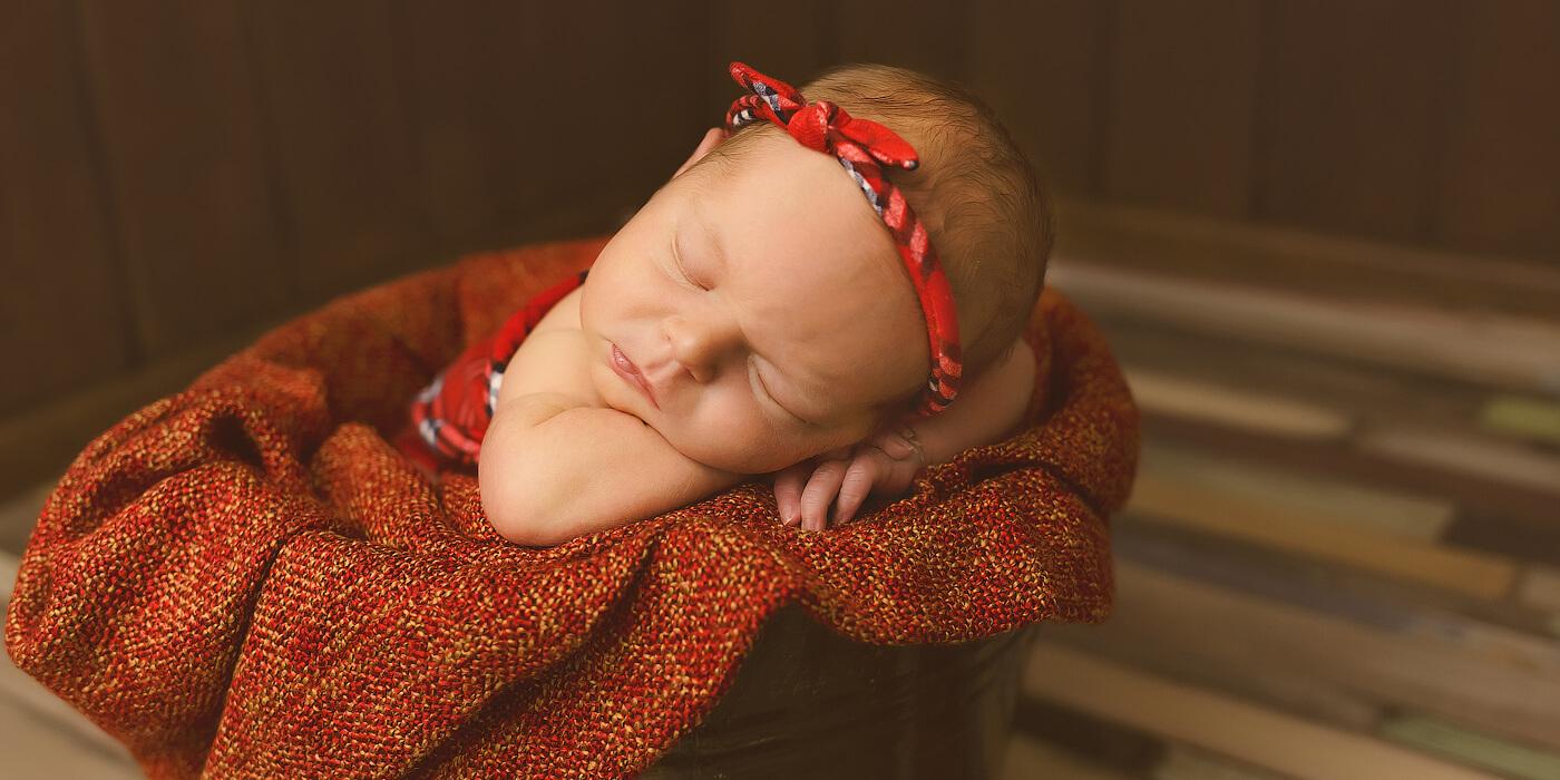 Фотосессия новорожденного Днепр