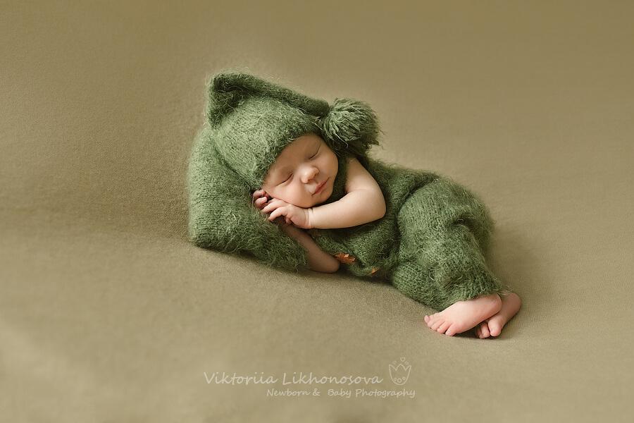 фотосессии новорожденных Днепр