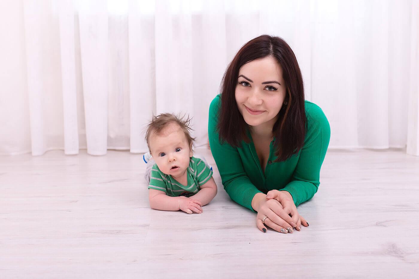 Семейная фотосессия в Днепропетровске